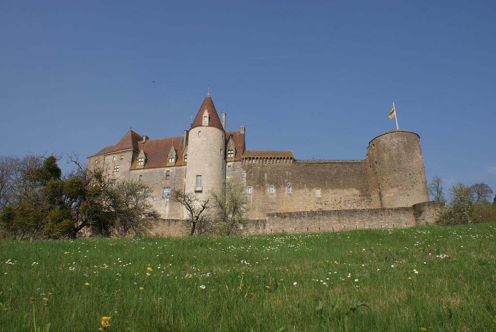 Château de Châteauneuf-en-Auxois_Châteauneuf