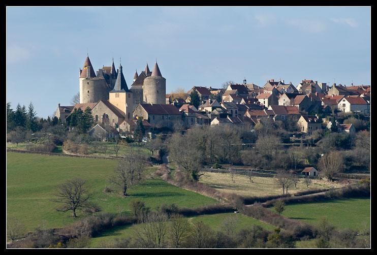 Château de Châteauneuf-en-Auxois_Châteauneuf (1)