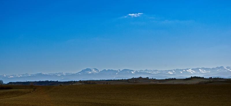 Panorama depuis Belbèze_Aurignac
