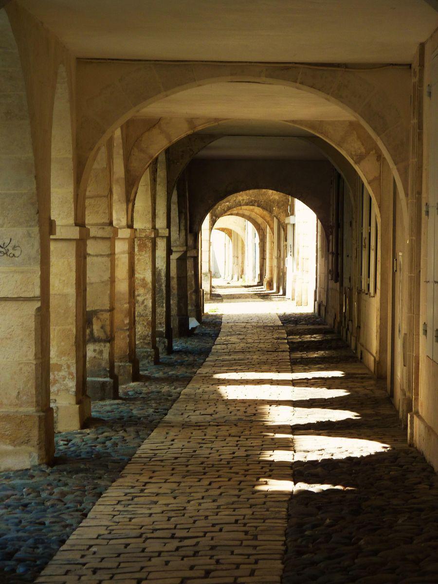 Rue de l'Escale_La Rochelle