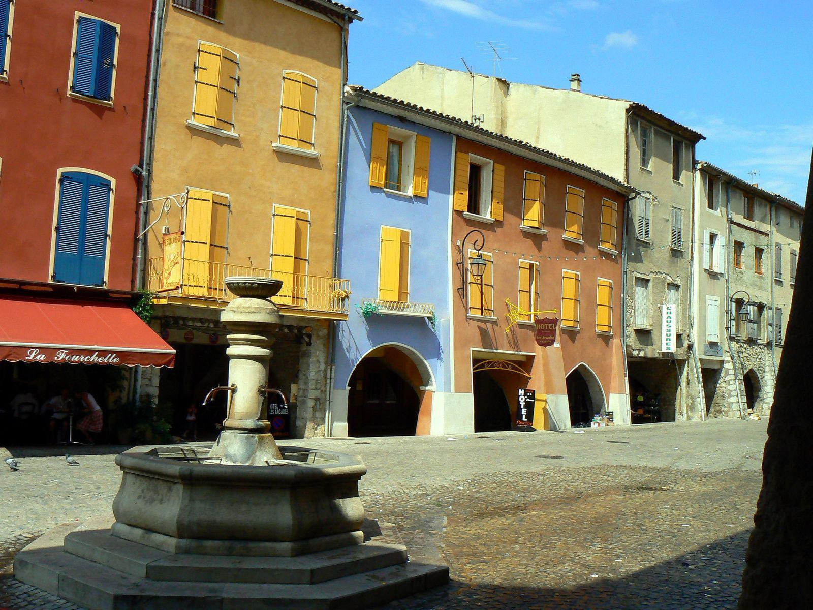 Image : Office de Tourisme** de Buis-les-baronnies