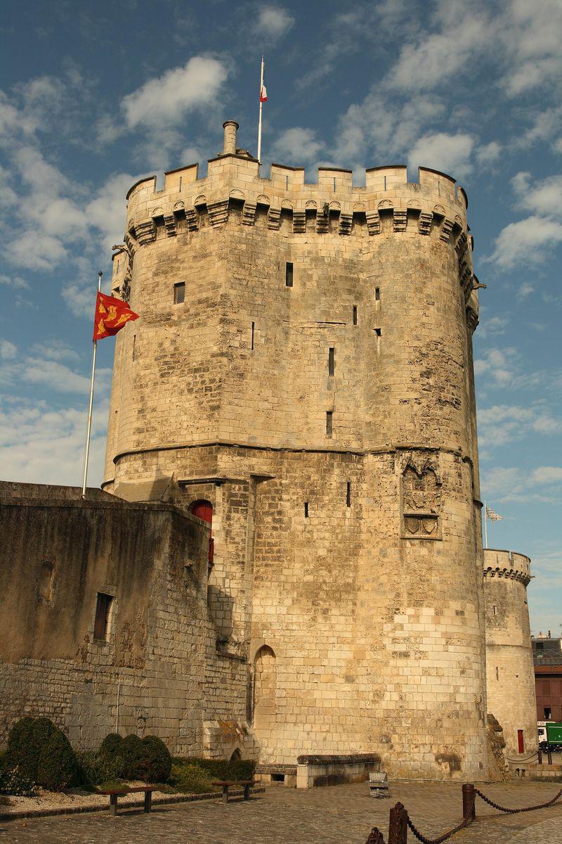 Tour Saint-Nicolas_La Rochelle