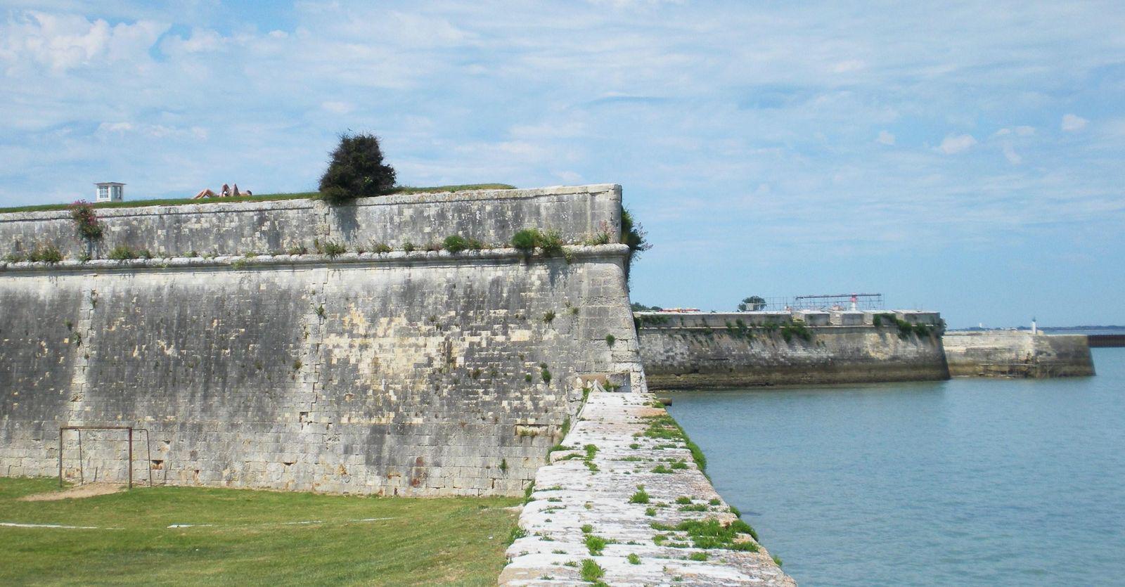 Fortifications et Citadelle_Saint-Martin-de-Ré