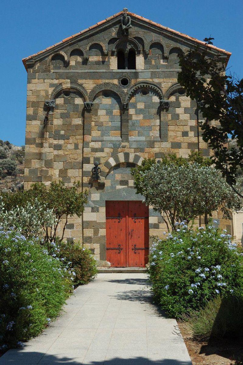 Église de La Trinité_Aregno