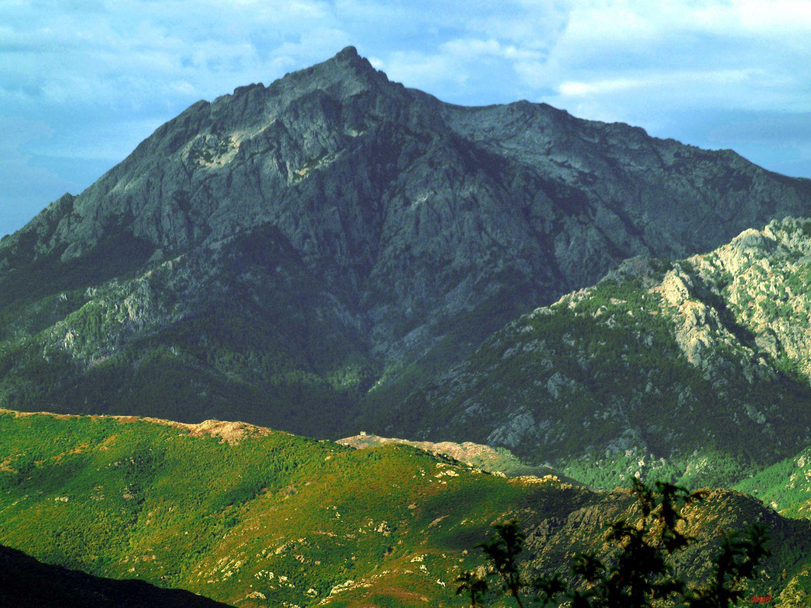 Monte d'Oro_Vivario