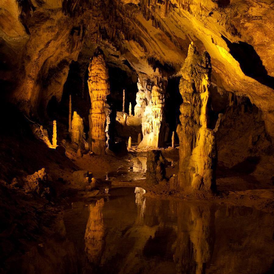 Image : Grotte d'Osselle