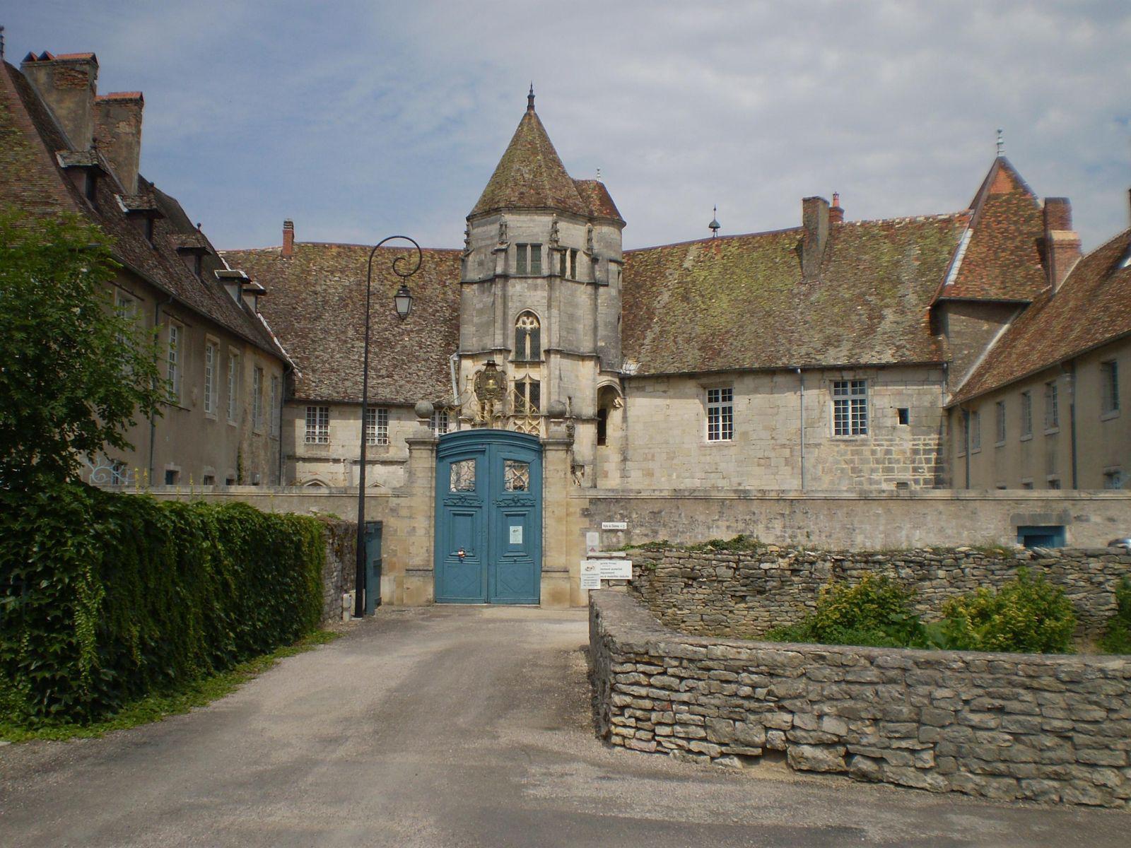 Château de Gy_Gy