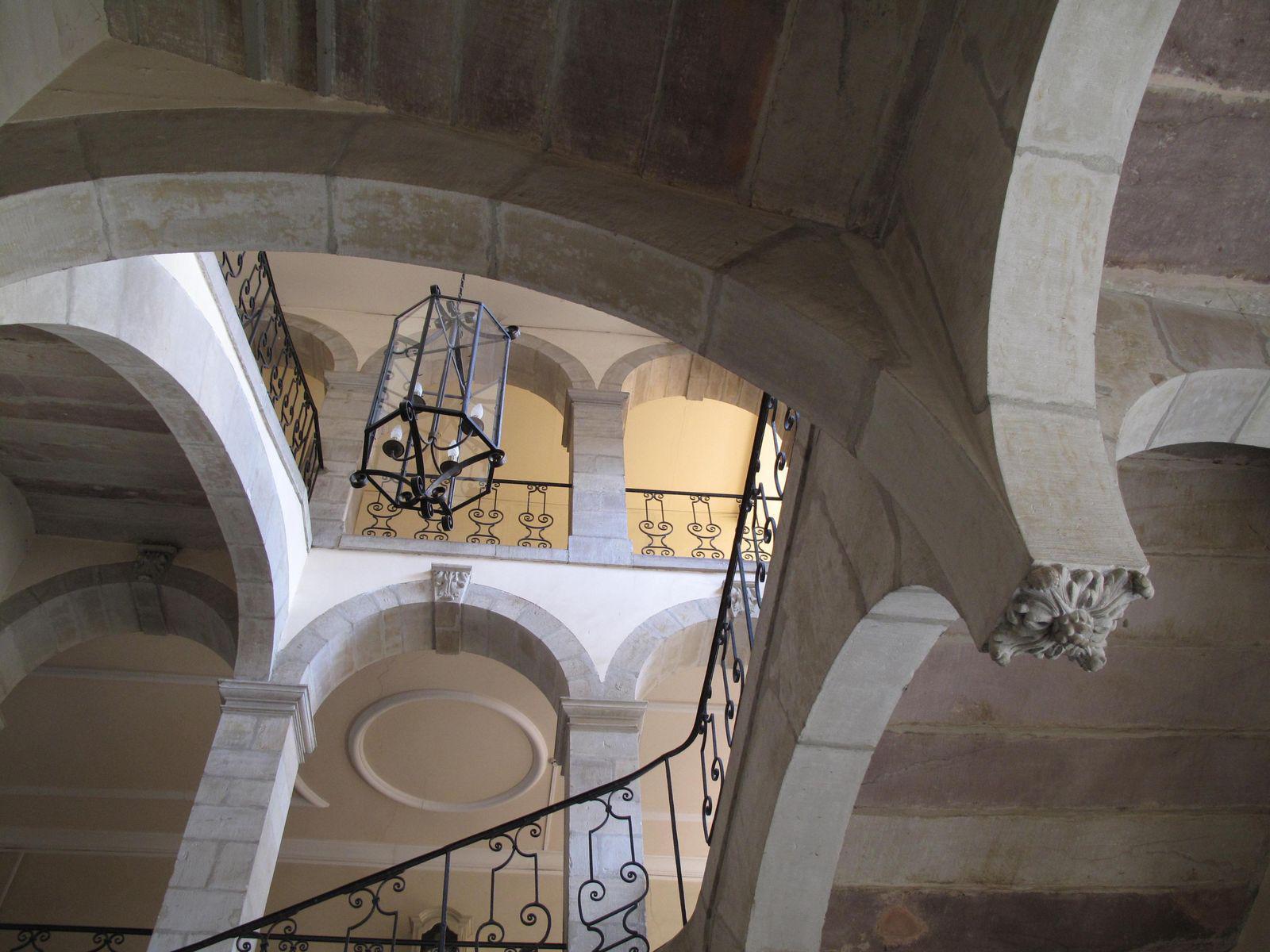 Abbaye Saint-Colomban_Luxeuil-les-Bains
