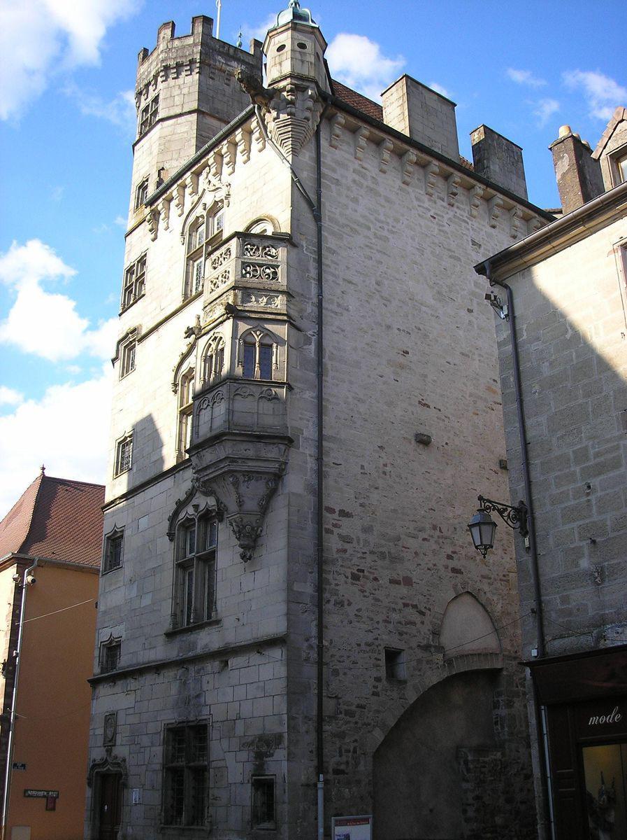 Hôtel des Echevins_Luxeuil-les-Bains