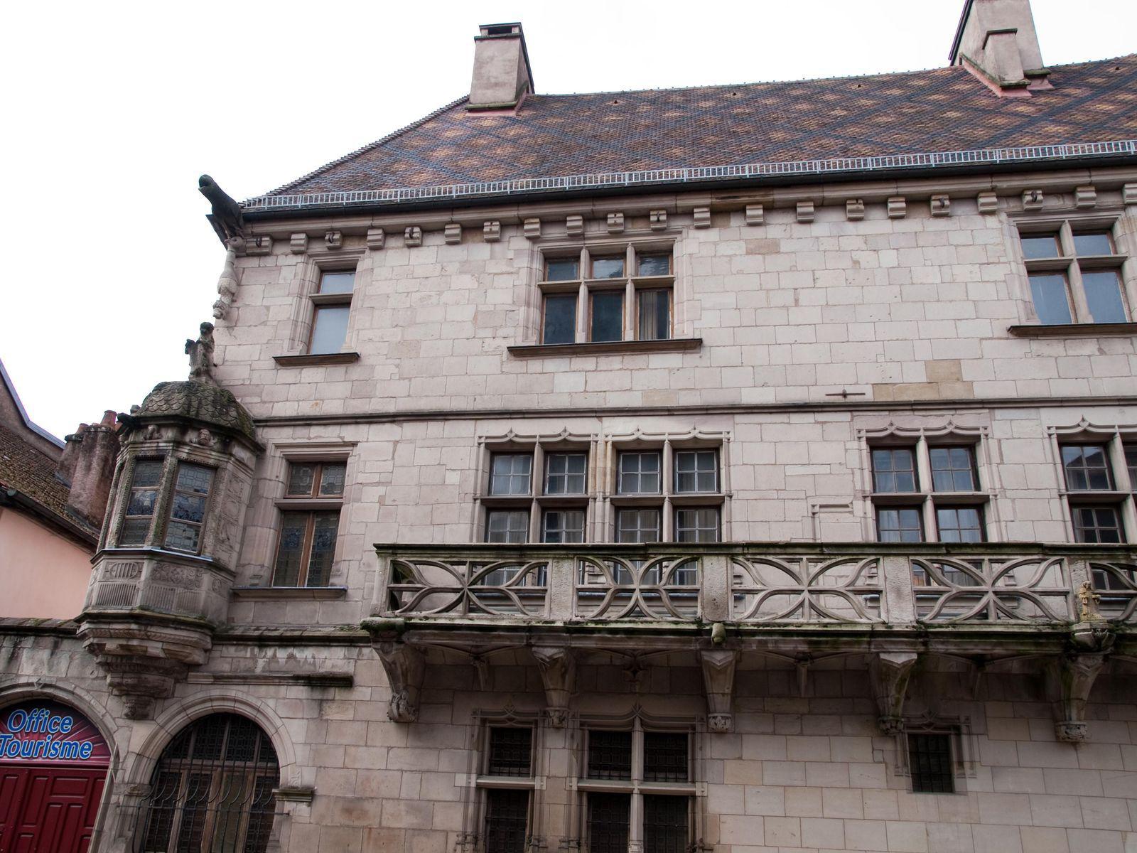 Hôtel du Cardinal Jouffroy_Luxeuil-les-Bains