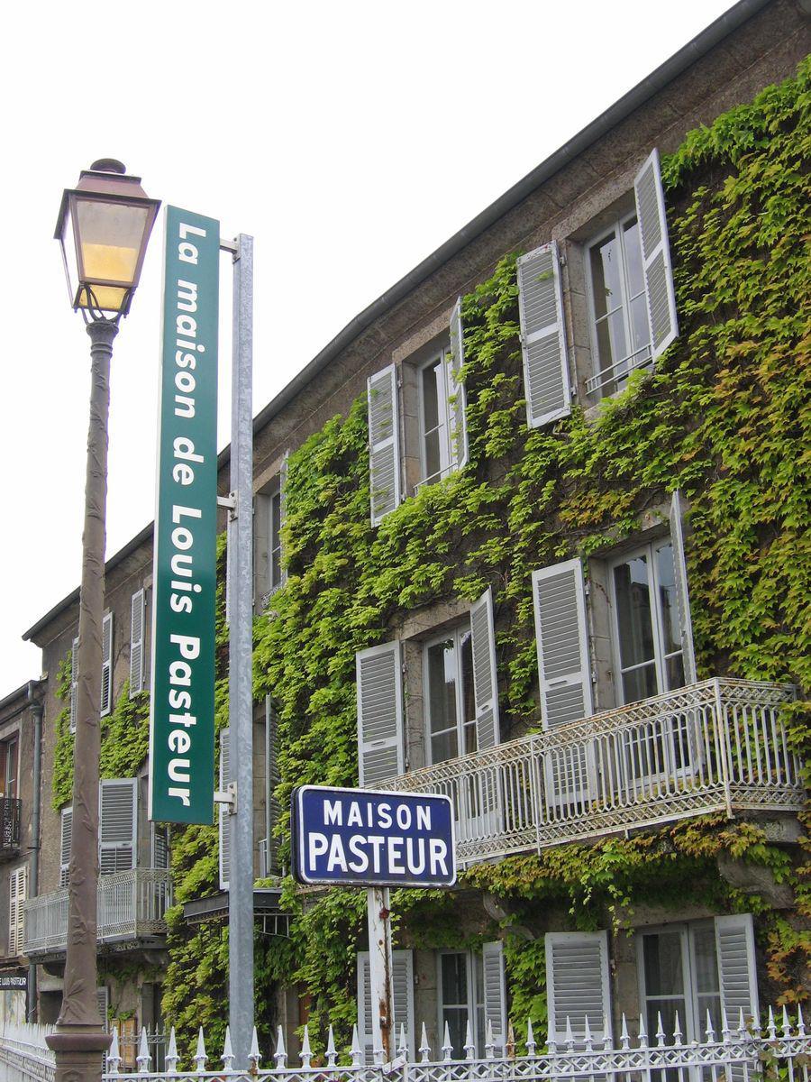 Maison de Louis Pasteur_Arbois