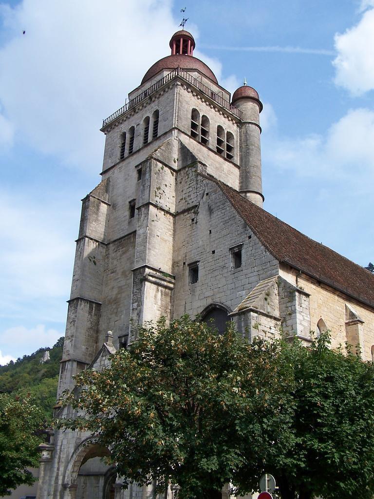 Église Saint-Hippolyte_Poligny