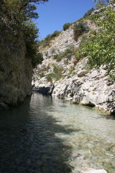 Gorges de Toulourenc_Montbrun-les-Bains