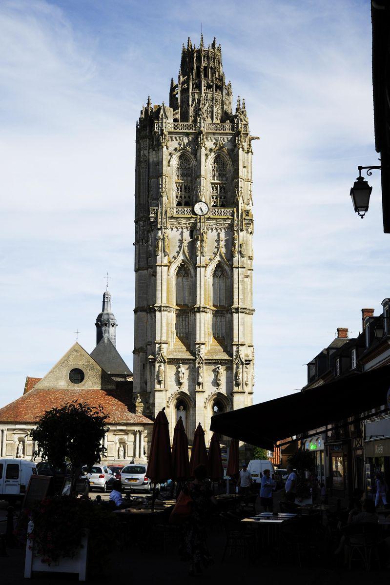 Église Sainte-MADELEINE_Verneuil-sur-Avre