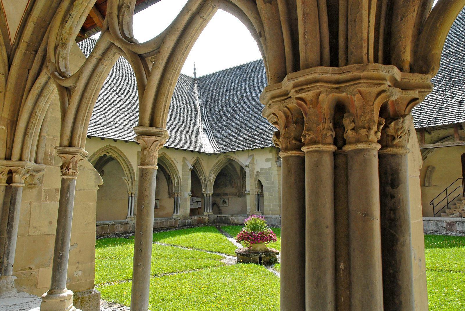 Abbaye Notre-Dame de l'Assomption_Abondance