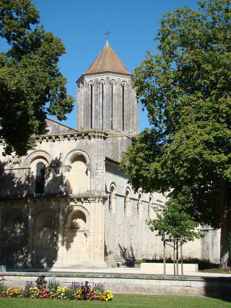 Église Notre-Dame_Surgères
