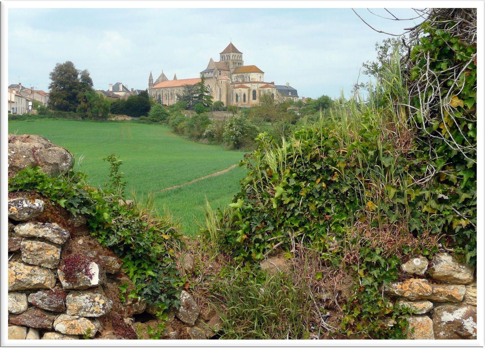 Église de Saint-Jouin-de-Marnes_Parthenay