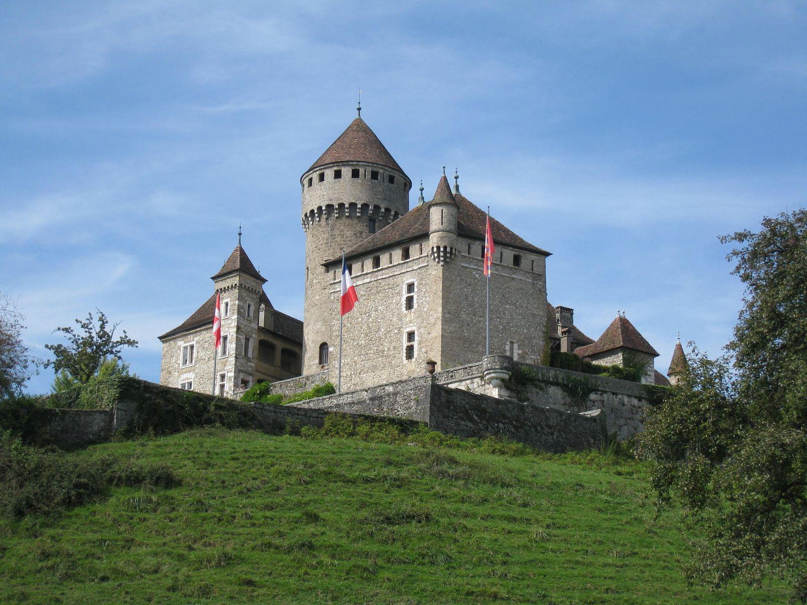 Château de Montrottier_Lovagny