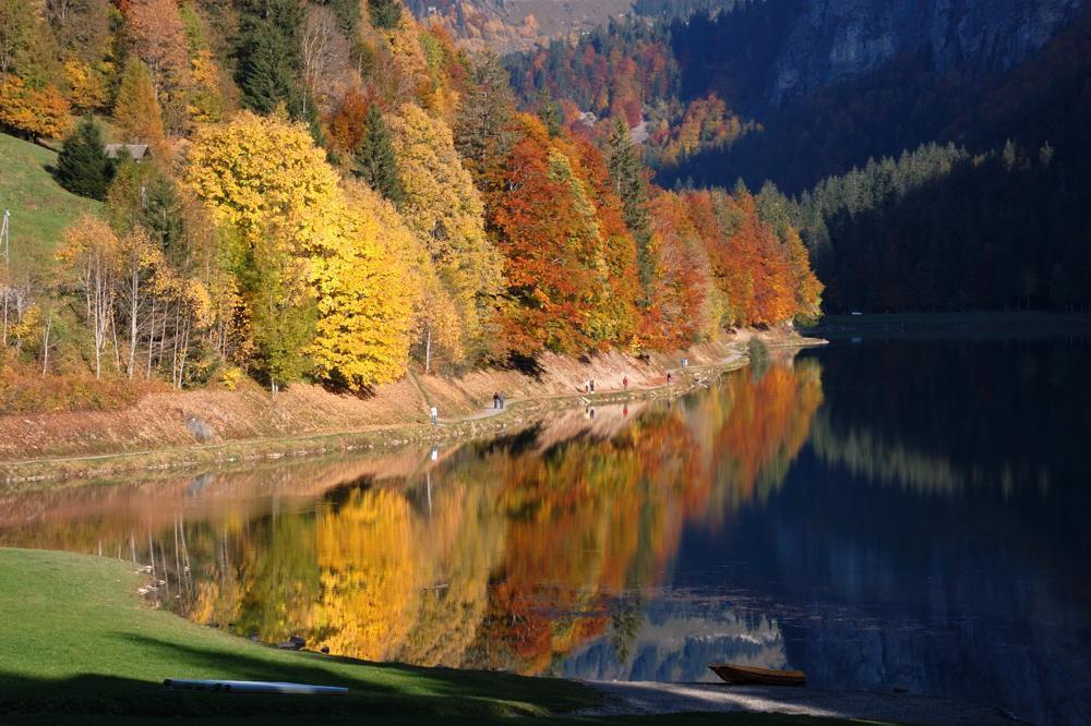 Lac de Montriond_Montriond