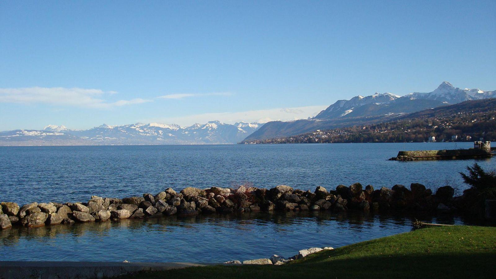 Le front du lac_Publier (1)
