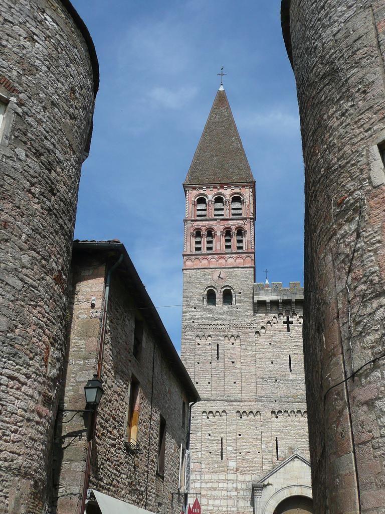 Abbaye St Philibert_Tournus