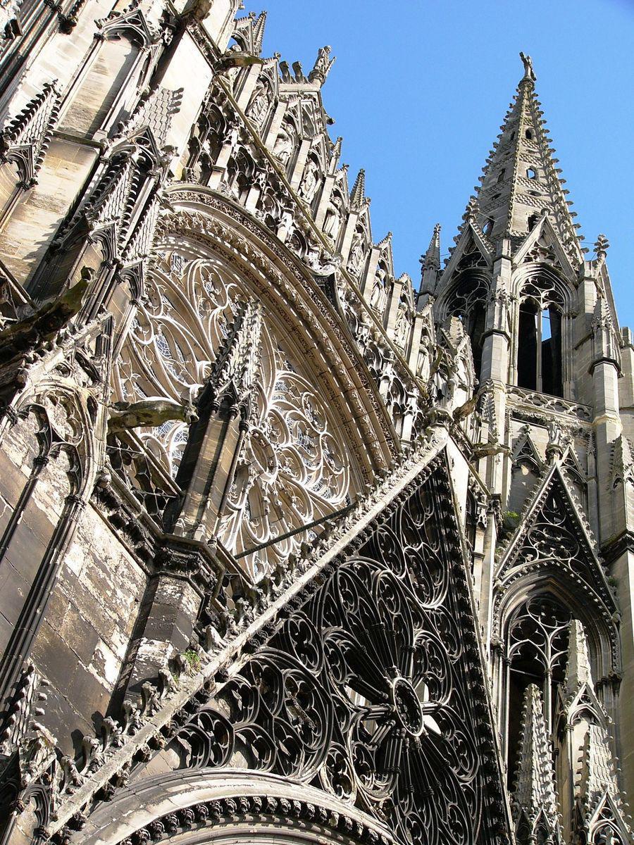Église Saint-Ouen_Rouen