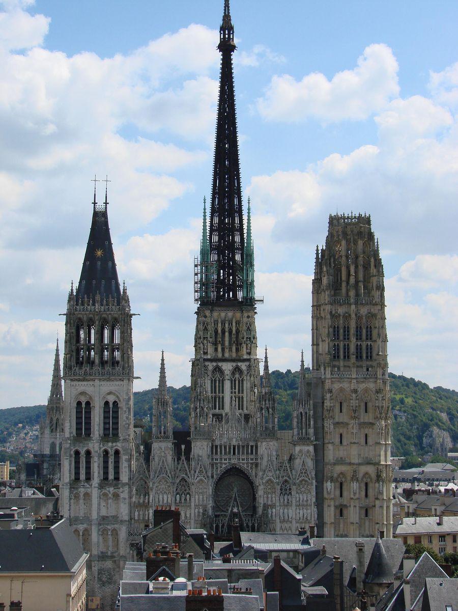 Cathédrale Notre-Dame_Rouen