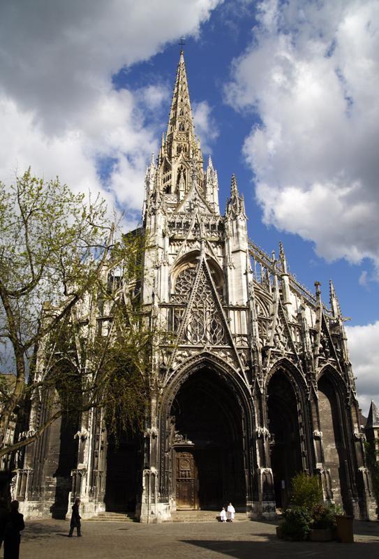 Église Saint-Maclou_Rouen