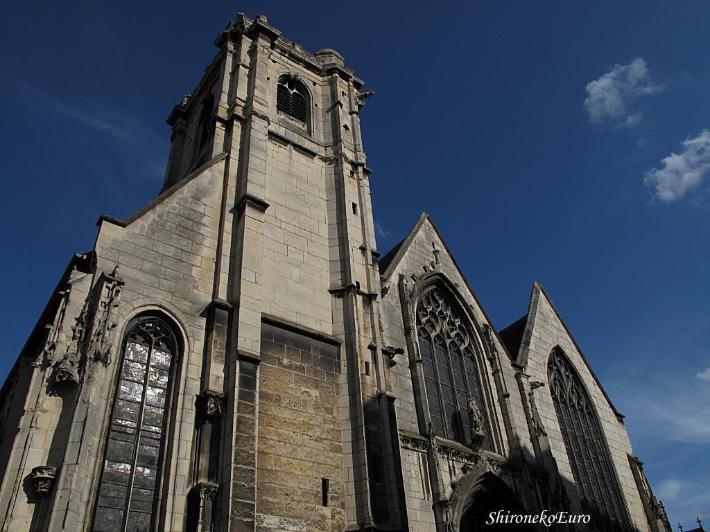 Église Saint-Godard_Rouen