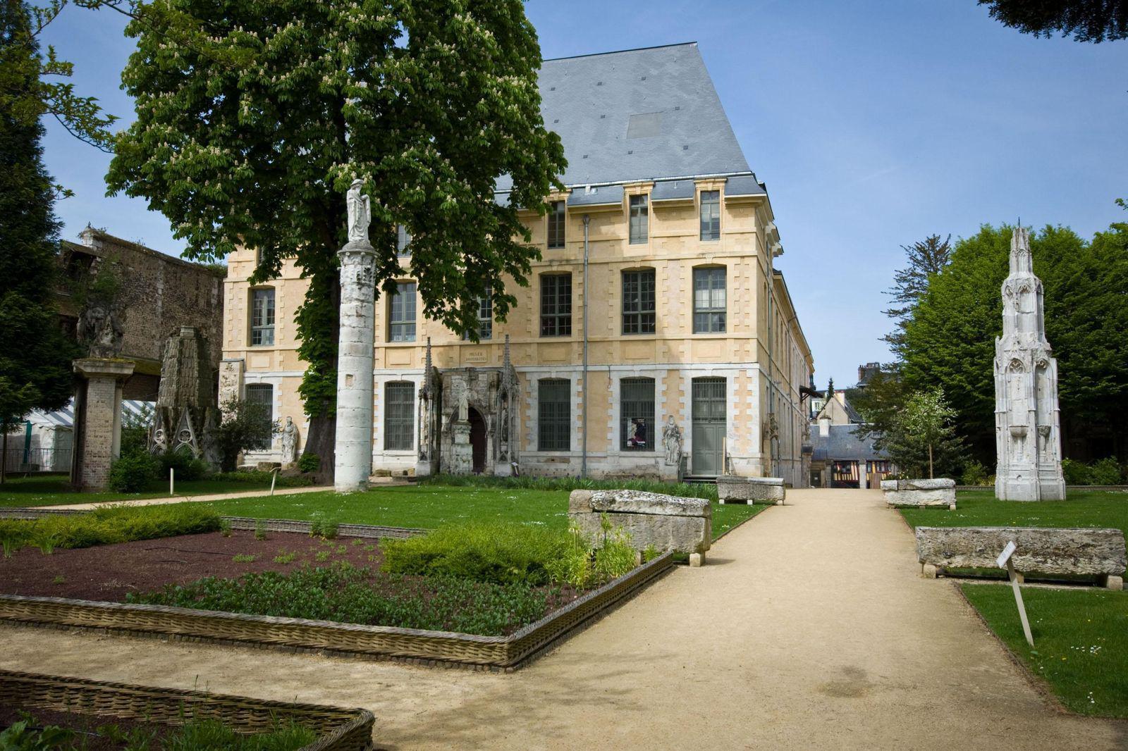 Musée départemental des Antiquités_Rouen