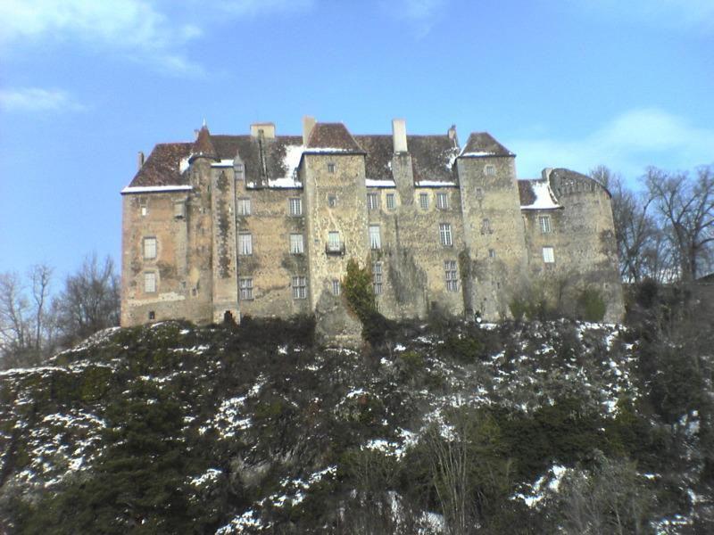 Chateau de Boussac (23600) - Creuse (23) - Limousin