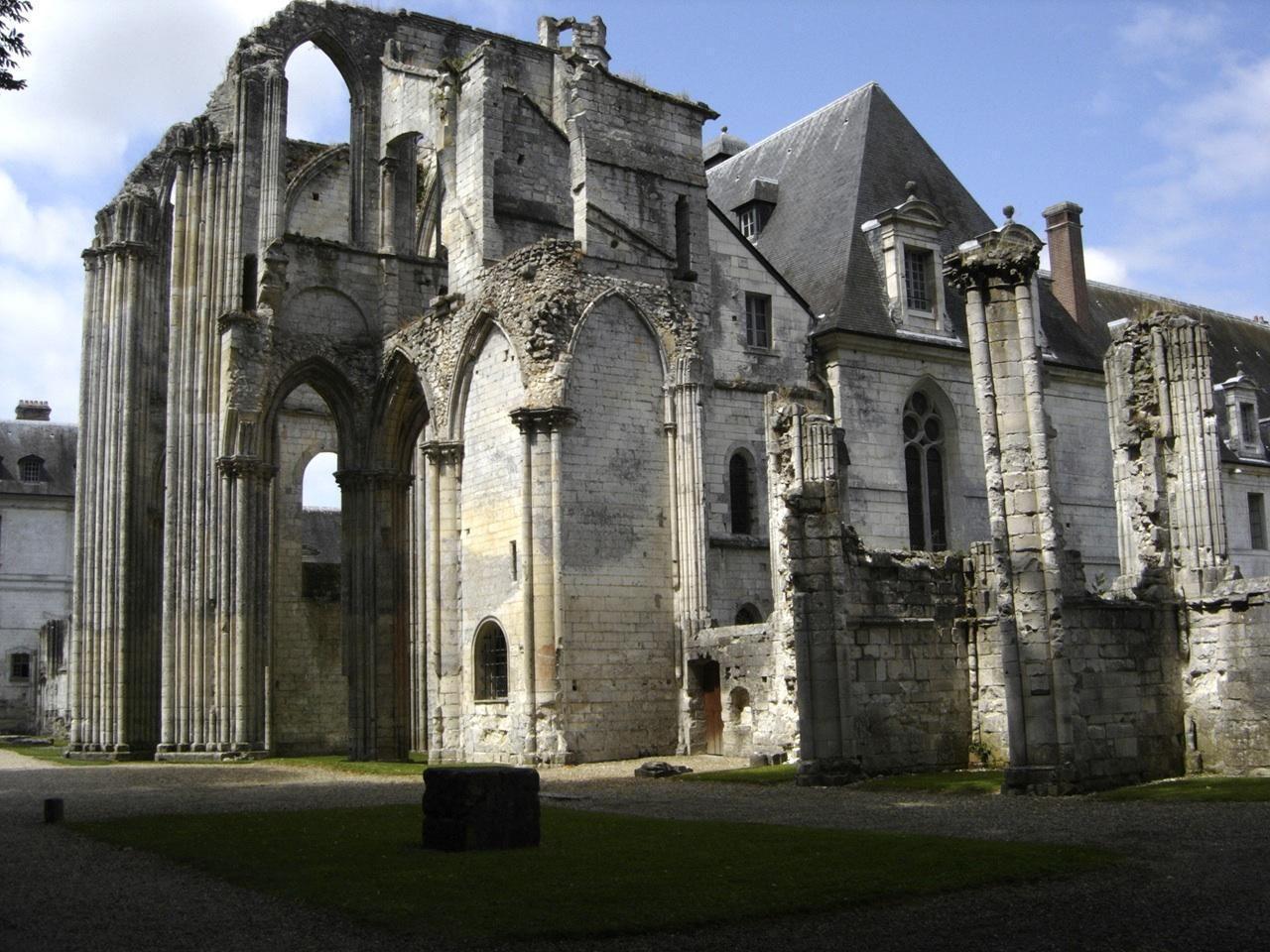 Abbaye de FONTENELLE_Saint-Wandrille-Rançon (3)