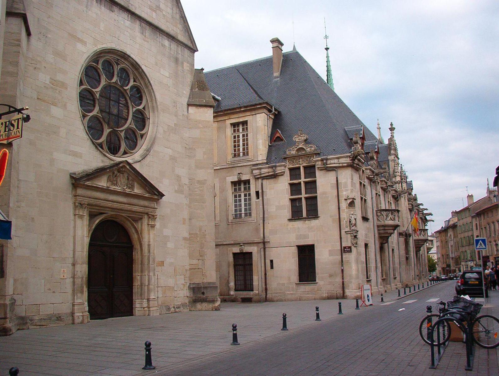 Église et Couvent des CORdeLIERS_Nancy