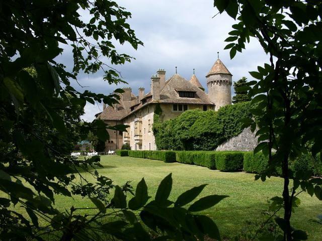 Château de Ripaille, jardins, vignobles_Thonon-les-Bains