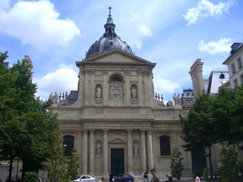 Église de la Sorbonne_Paris