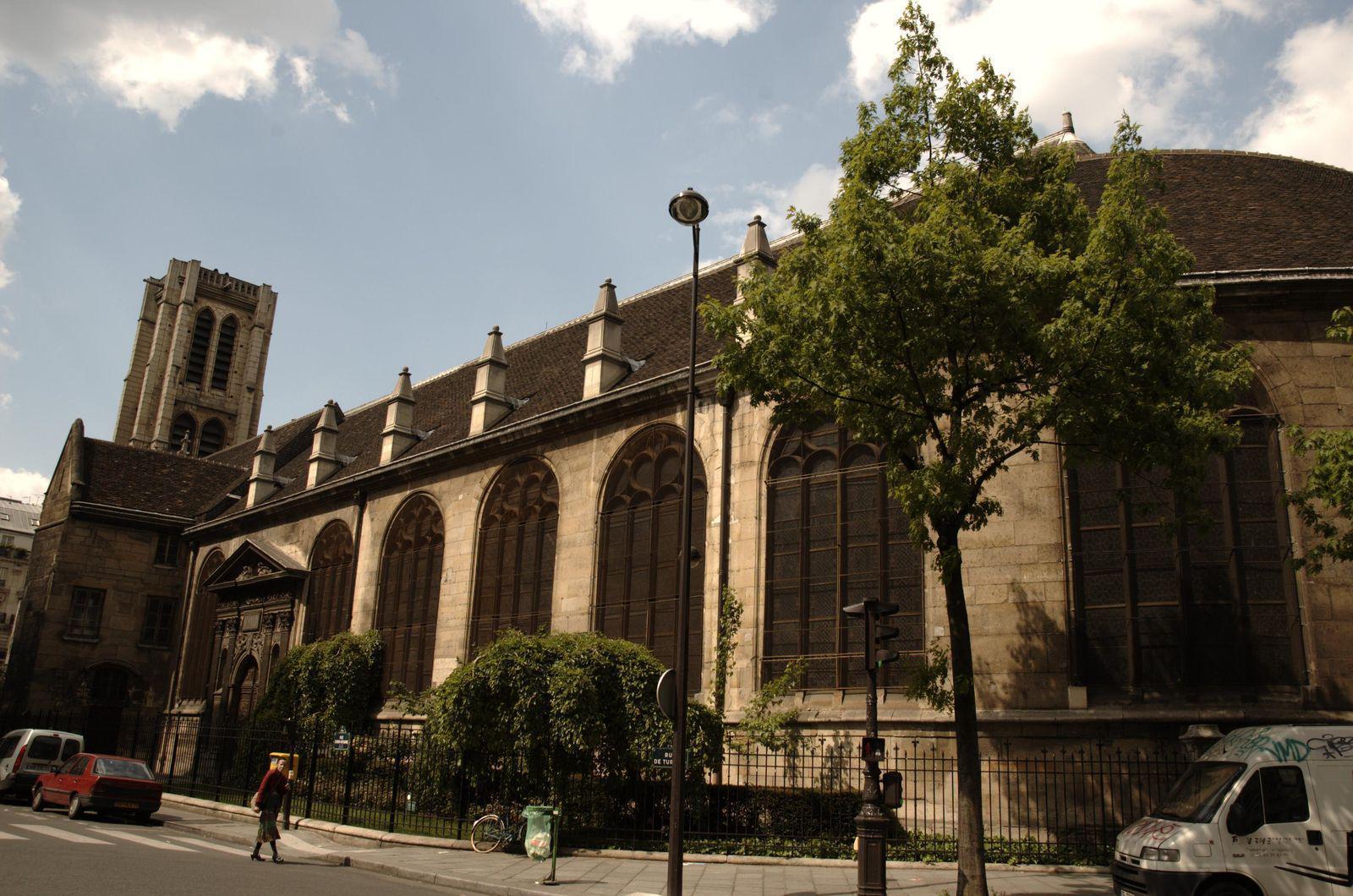Église Saint-Nicolas des Champs_Paris
