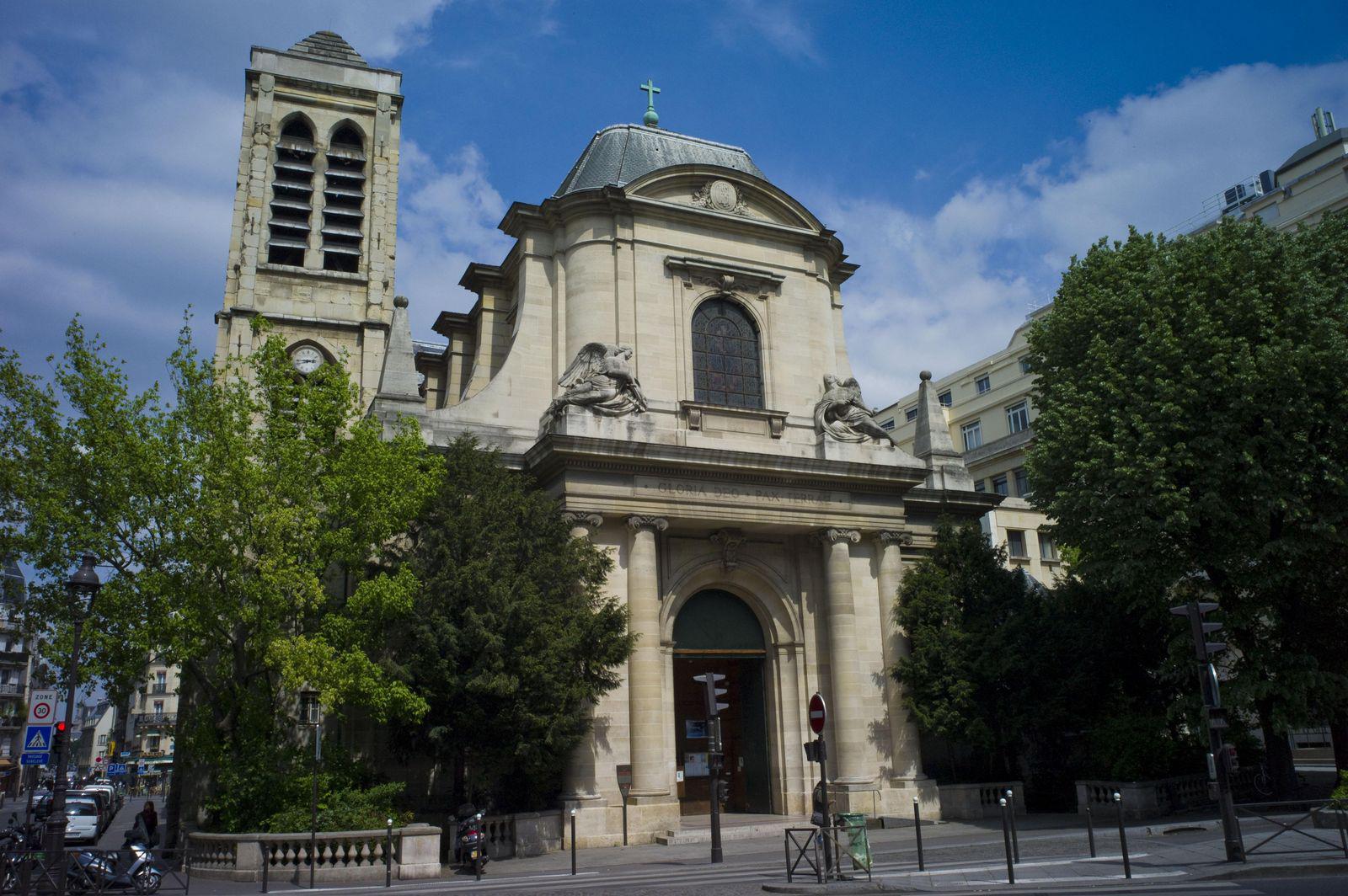 Église Saint-Nicolas du Chardonnay_Paris