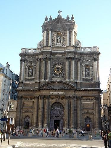 Église Saint-Paul Saint-Louis_Paris