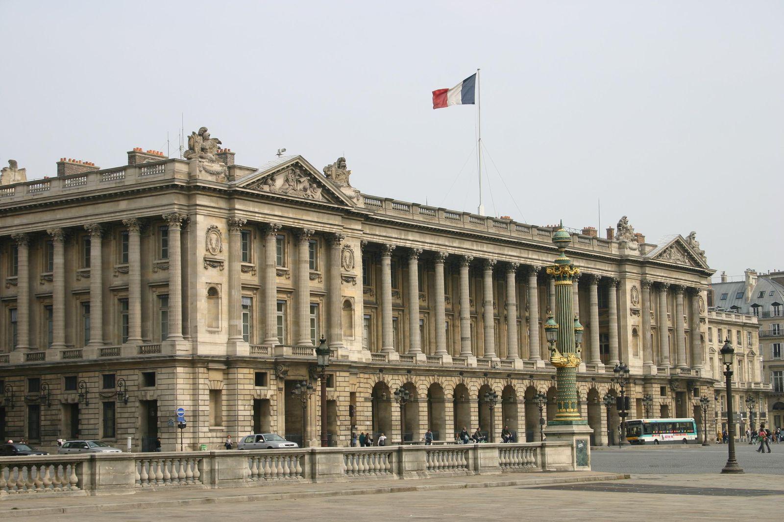 Hôtel de la Marine et Hôtel de Crillon_Paris