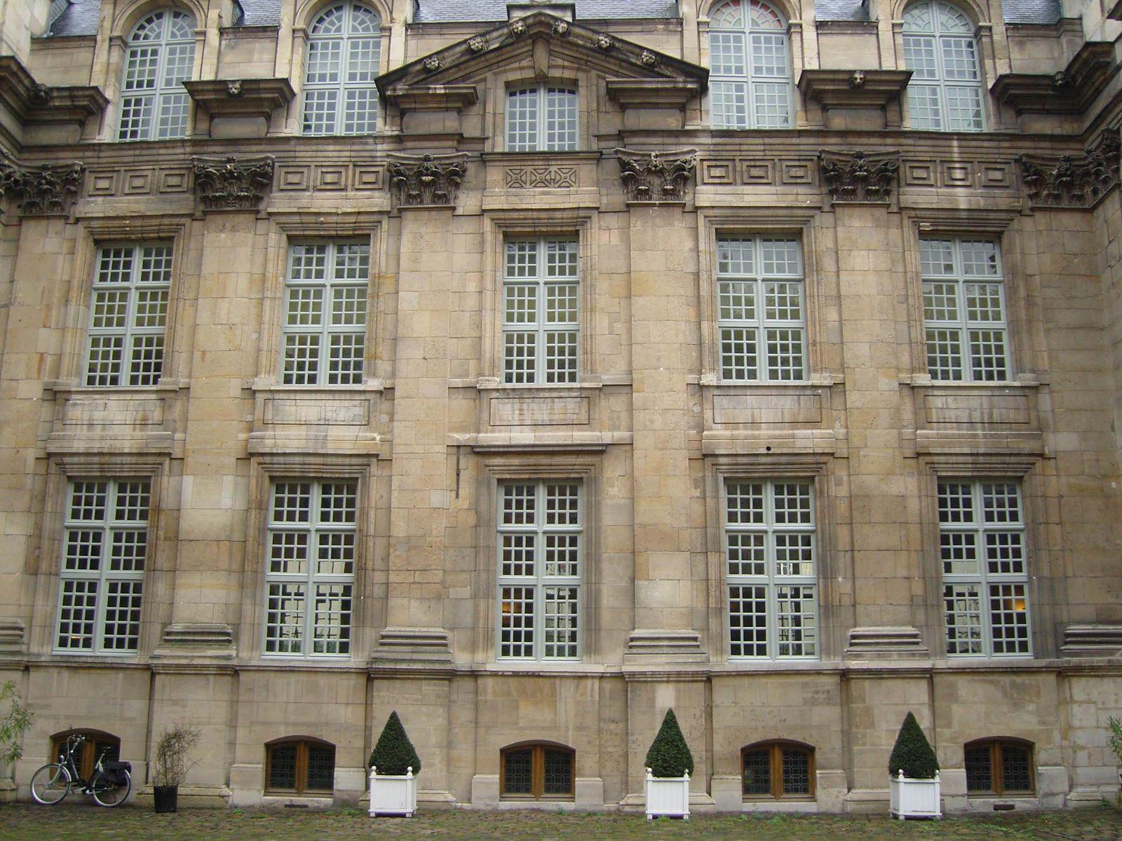 H tel de lamoignon paris 75000 paris 75 for Hotel paris 75