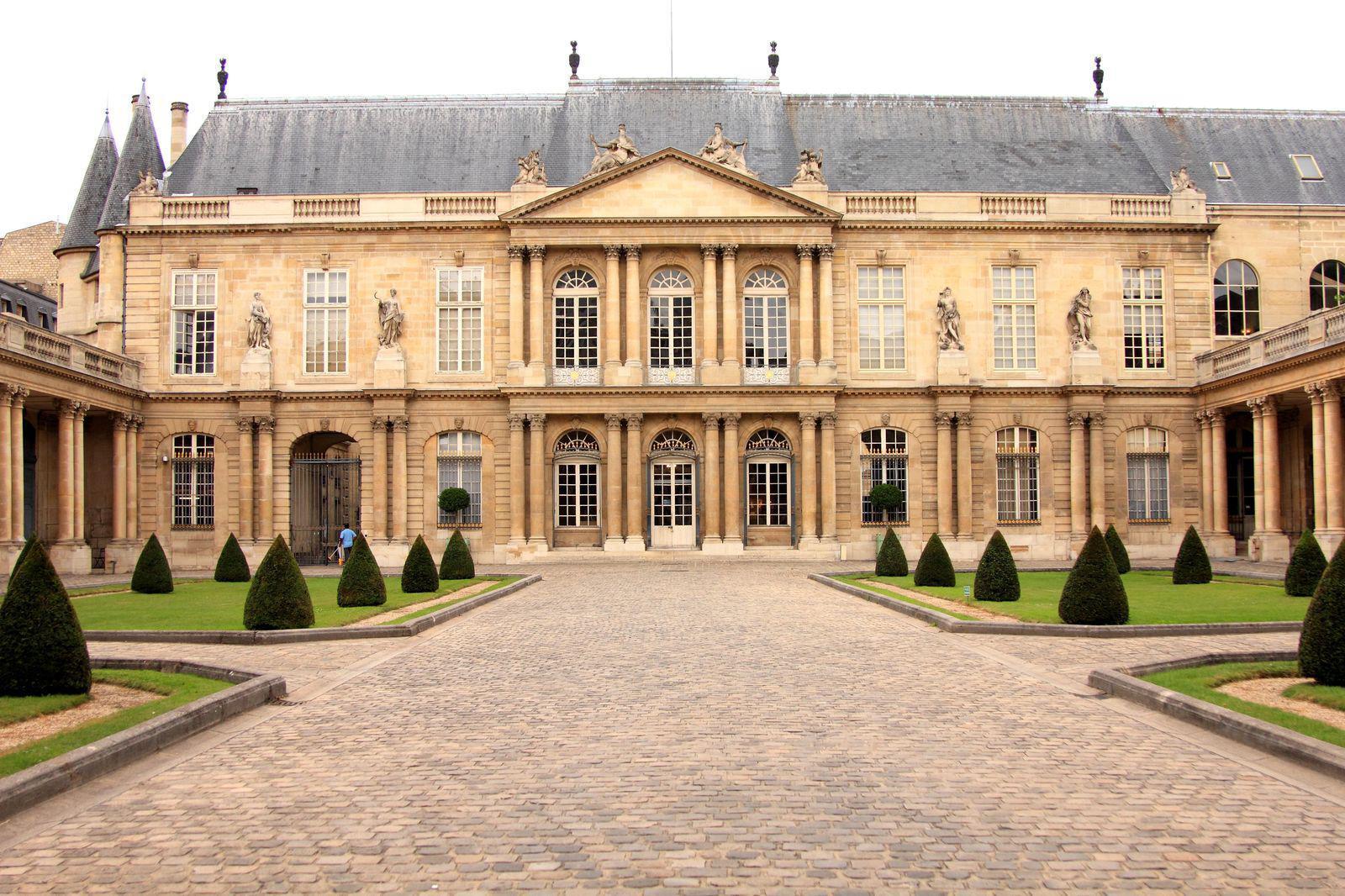 Hôtel de Soubise_Paris