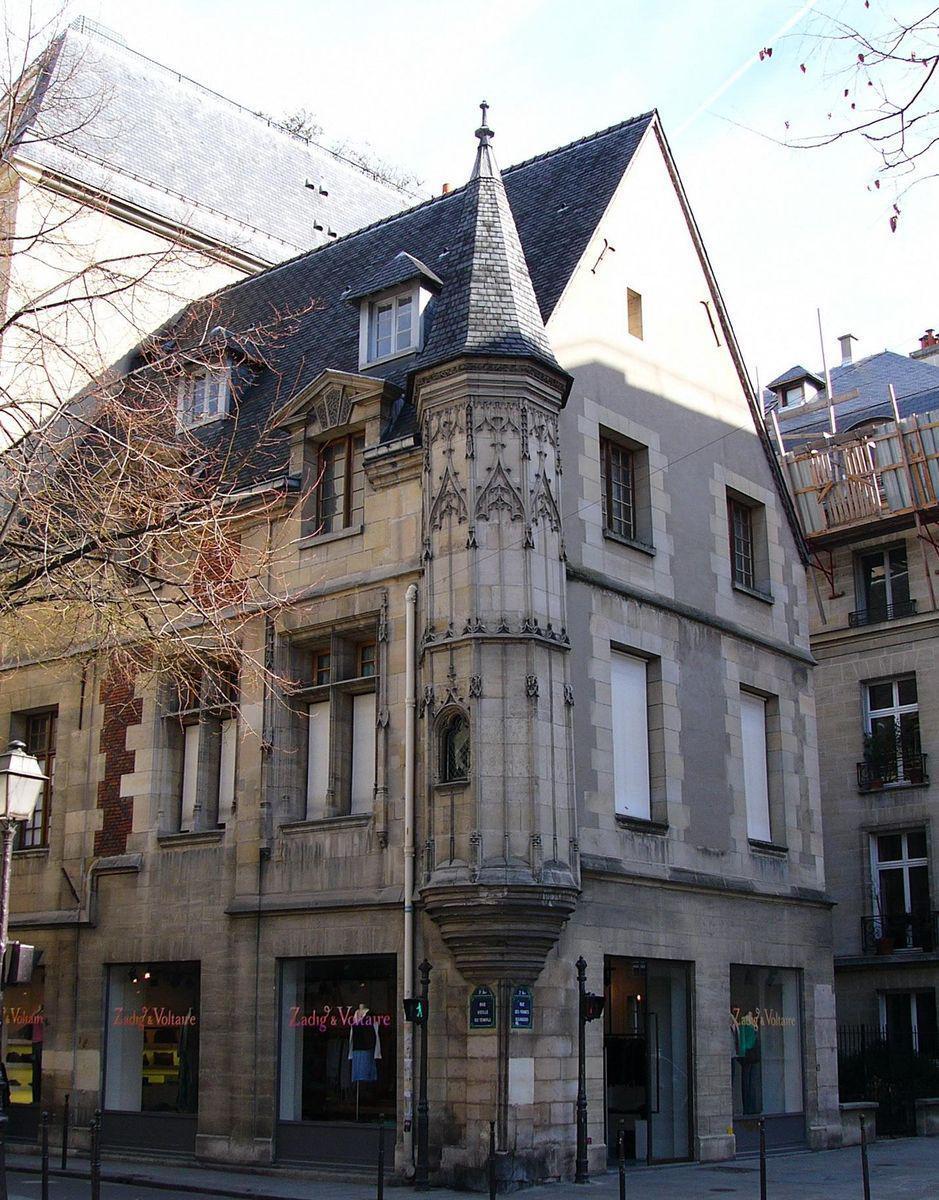 Maison de Jean Hérouet_Paris