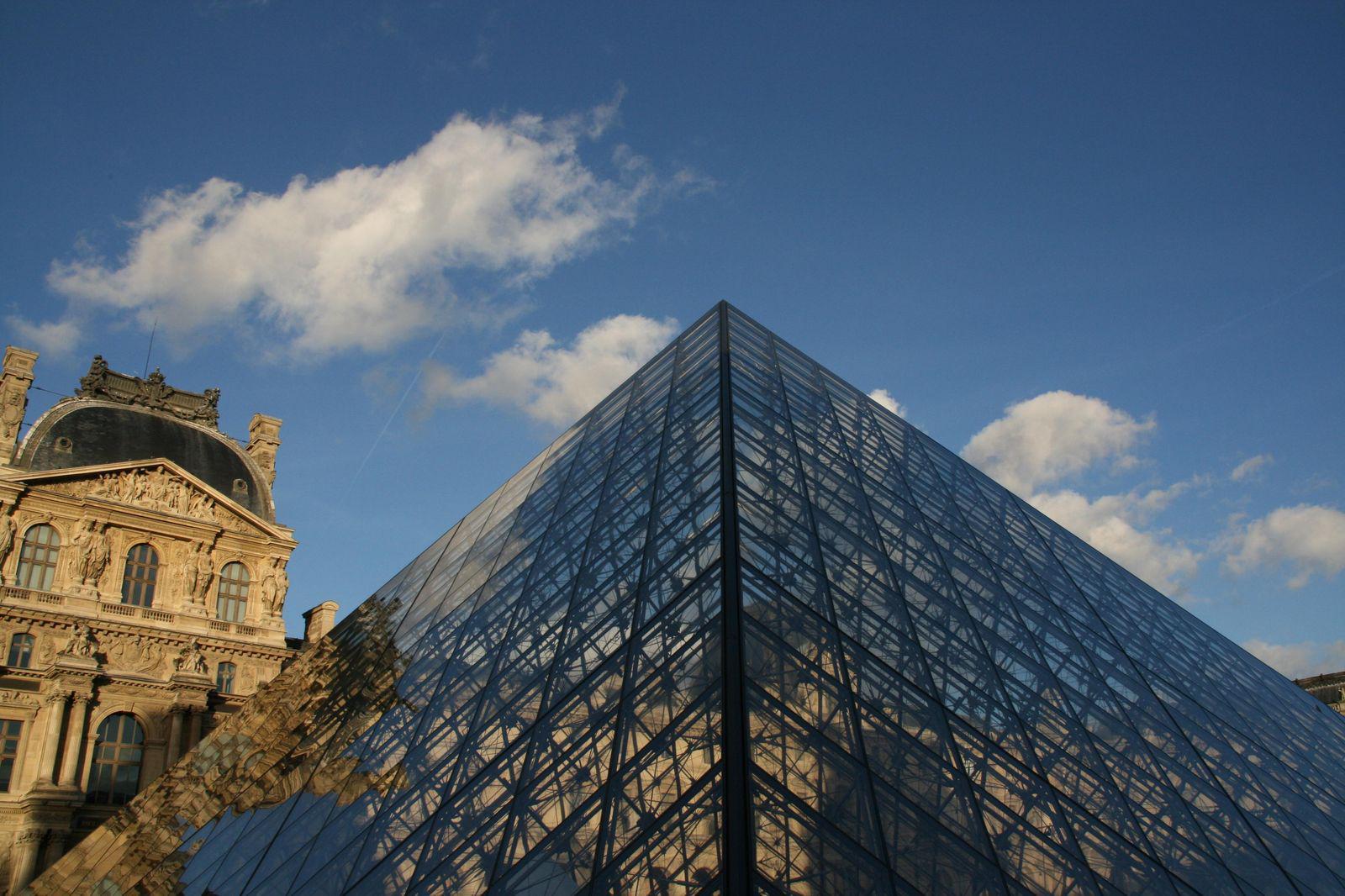 Palais du Louvre_Paris