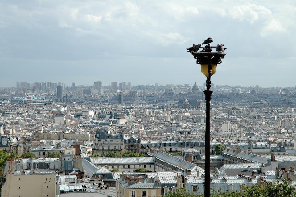 Panorama du Dôme du Sacré-Cœur_Paris