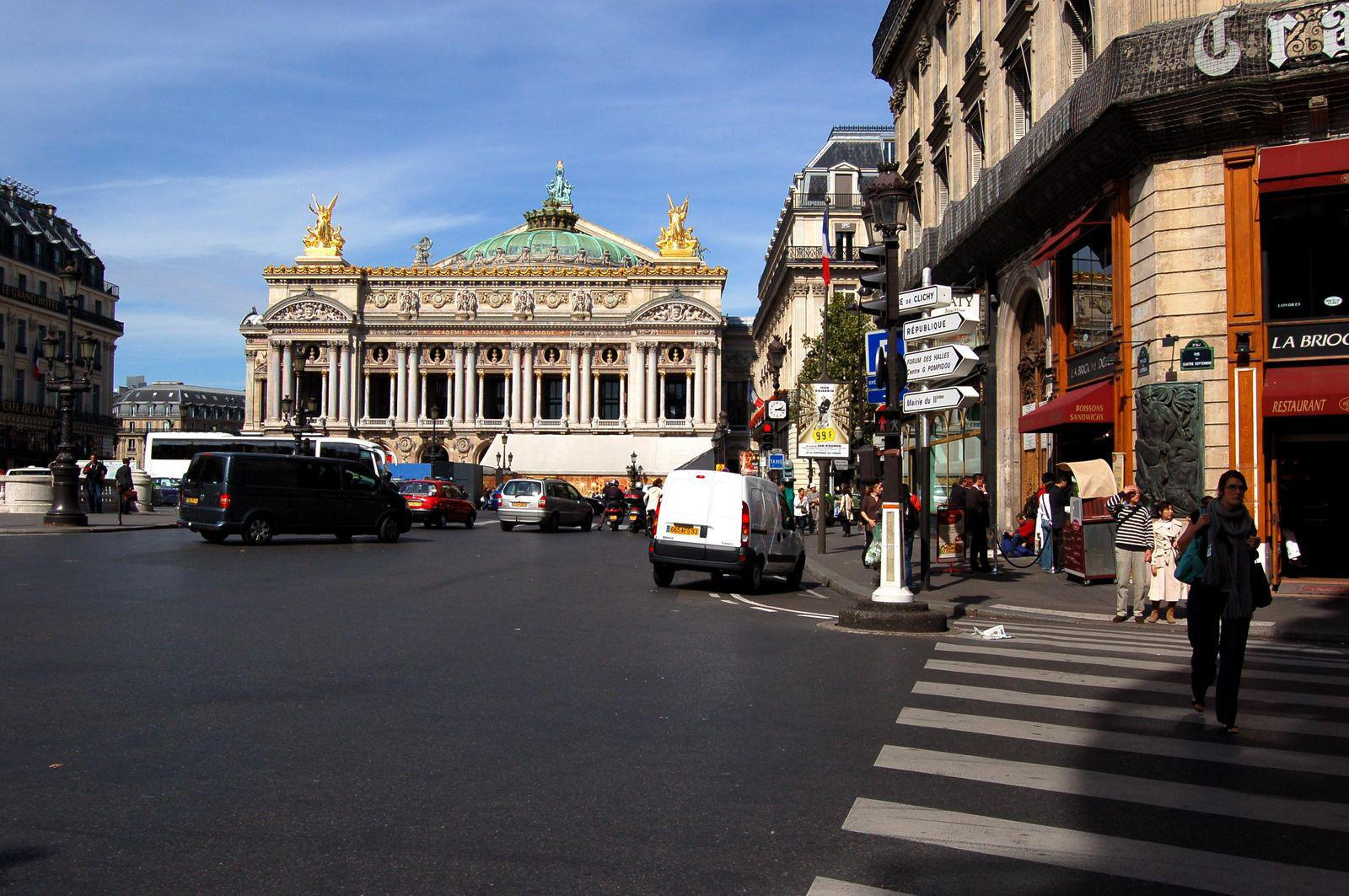 Place de l'Opéra_Paris