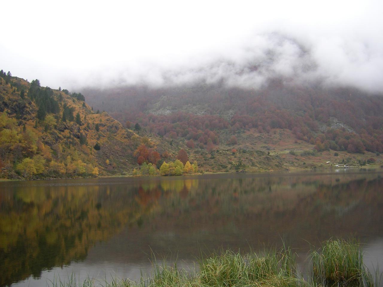 Étang de Lers_Tarascon-sur-Ariège