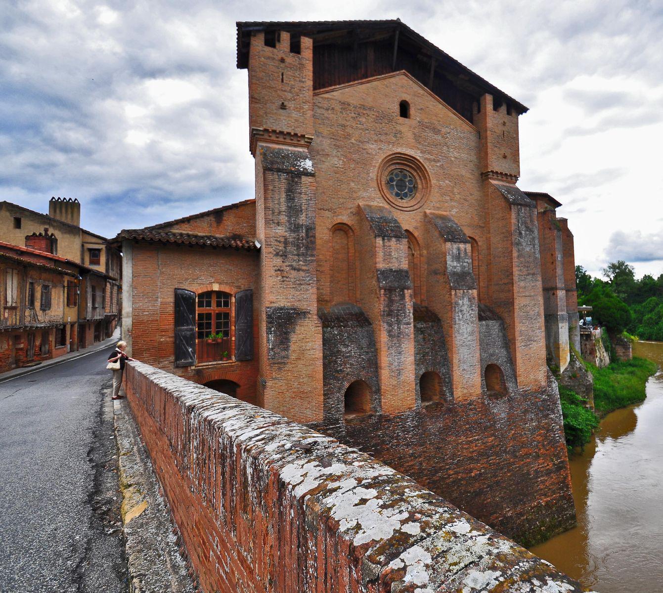 Trésor EPISCOPAL et Cathédrale de Rieux_Rieux