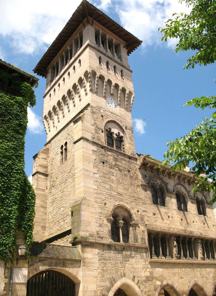 Ancien hôtel de ville - Musée_Saint-Antonin-Noble-Val