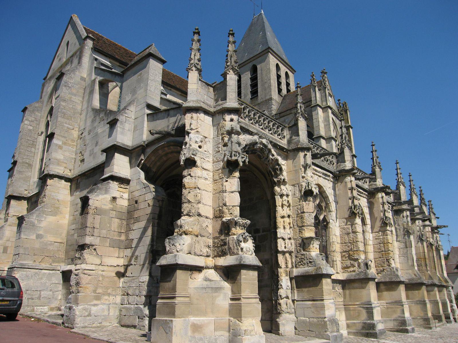Église Saint-Martin_Triel-sur-Seine