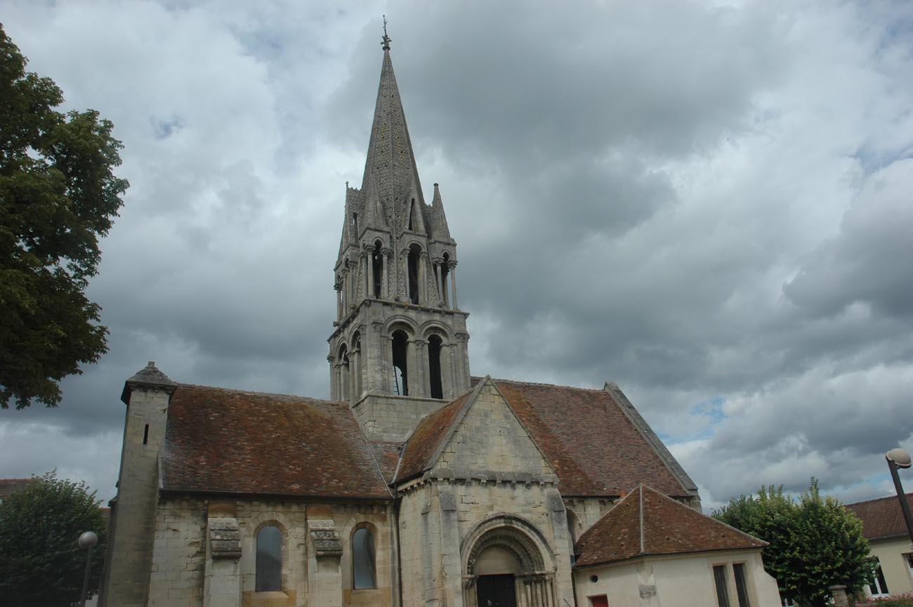 Église Saint-Etienne_Vernouillet